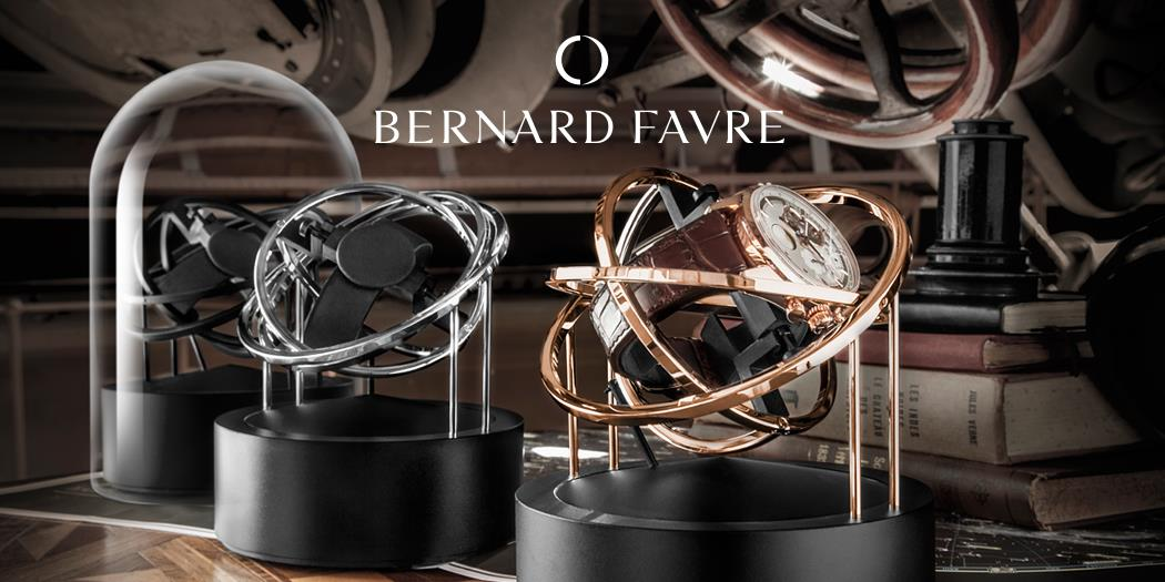 Bernard Favre watch winders