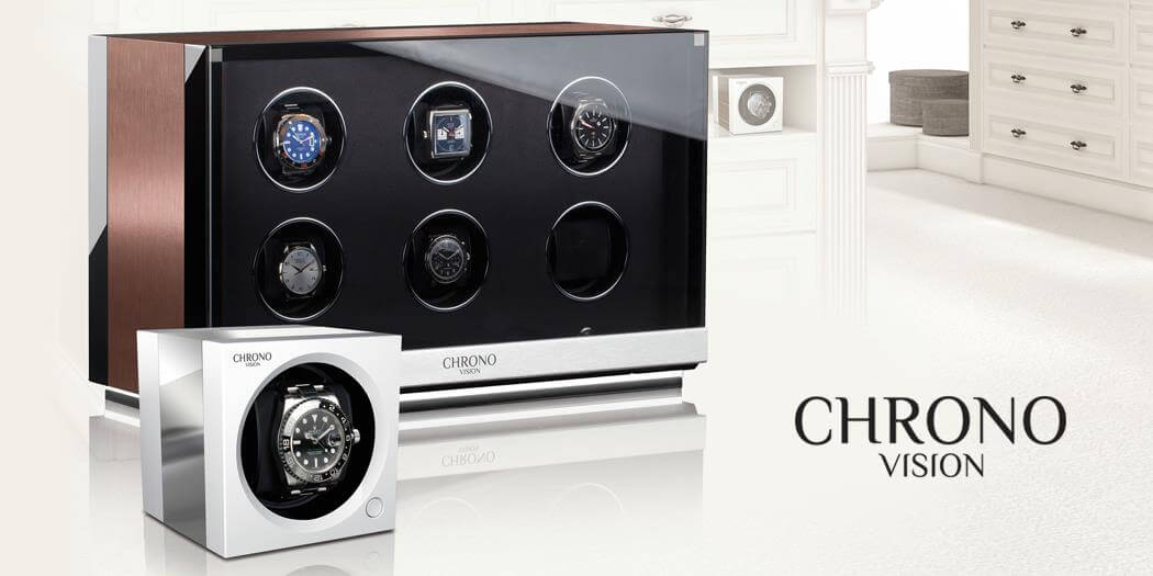 Chronovision watchwinders
