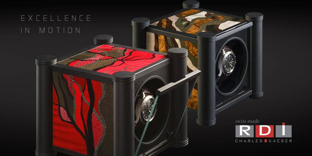 RDI watch winders