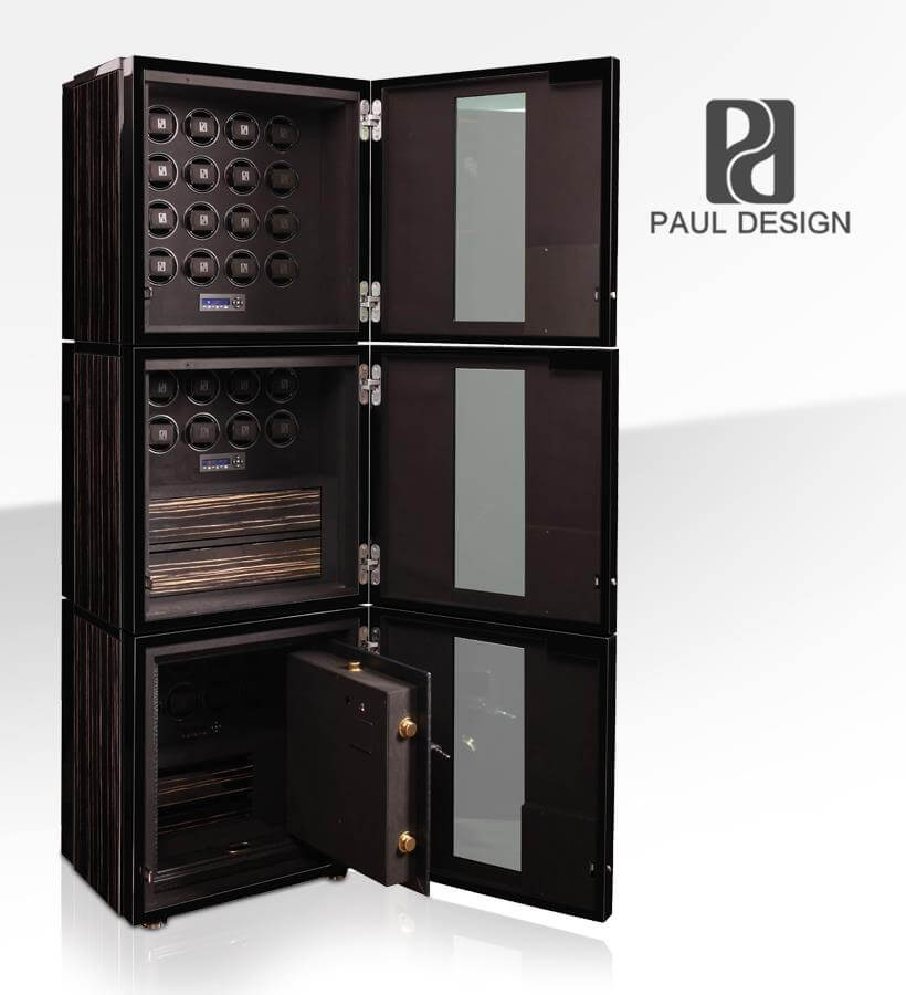 Paul Design watchwinders