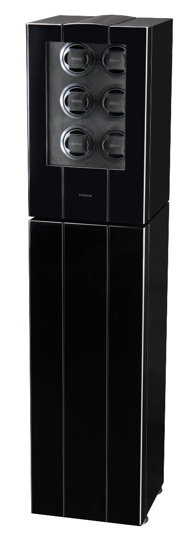 Benson Black Series Tower watchwinder