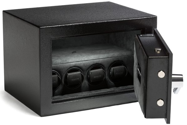 Benson Black Series Safe watch winder2