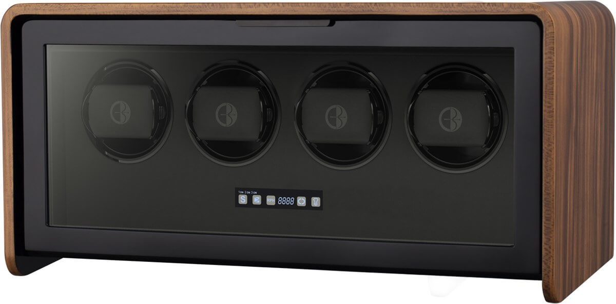 Boda Concept A4 Walnut watch winder
