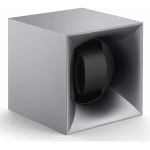 Swiss Kubik Startbox Grey watch winder
