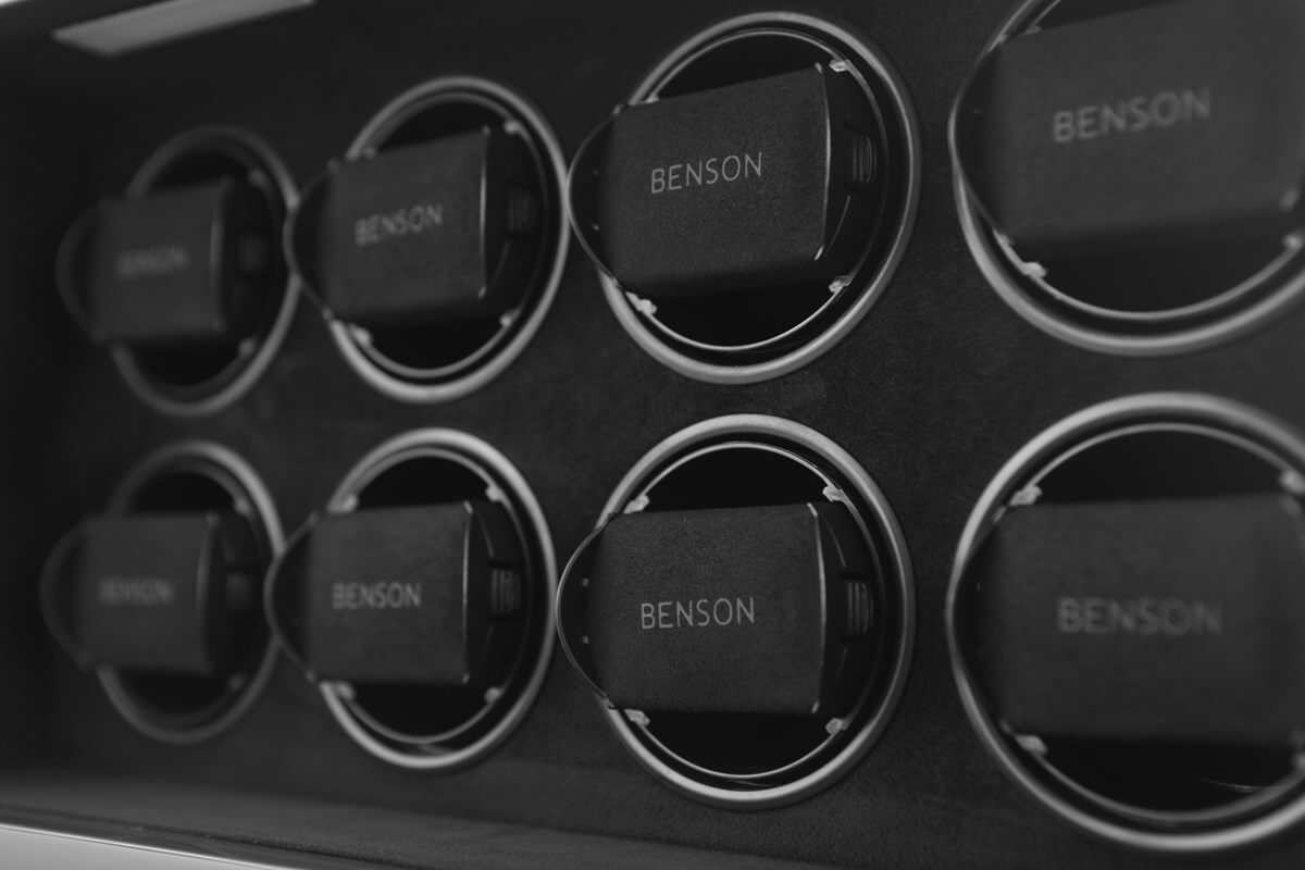 Benson Black Series 8.17.BR Limited Edition