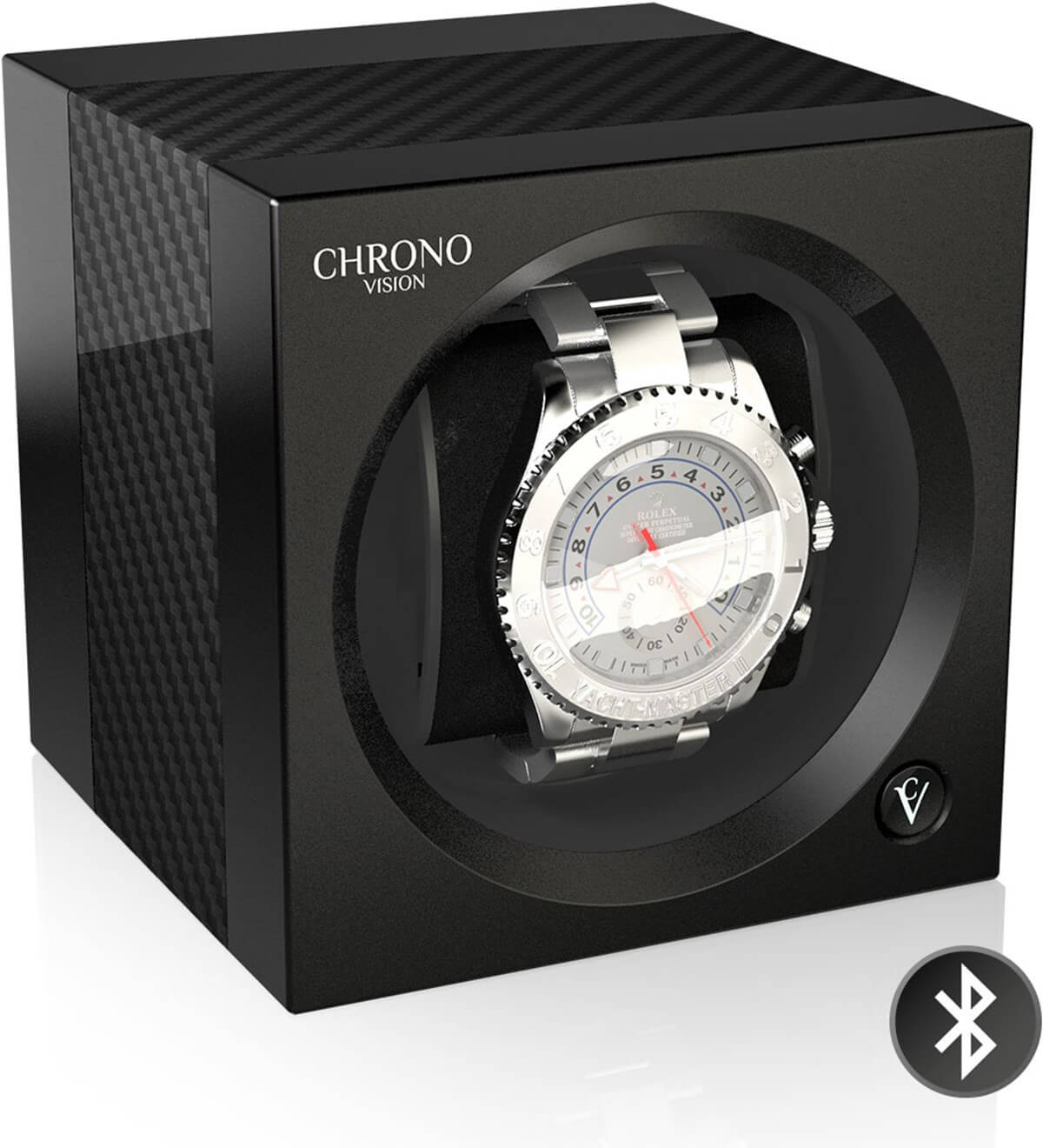 Chronovision One Carbon Bluetooth 70050/101.17.10