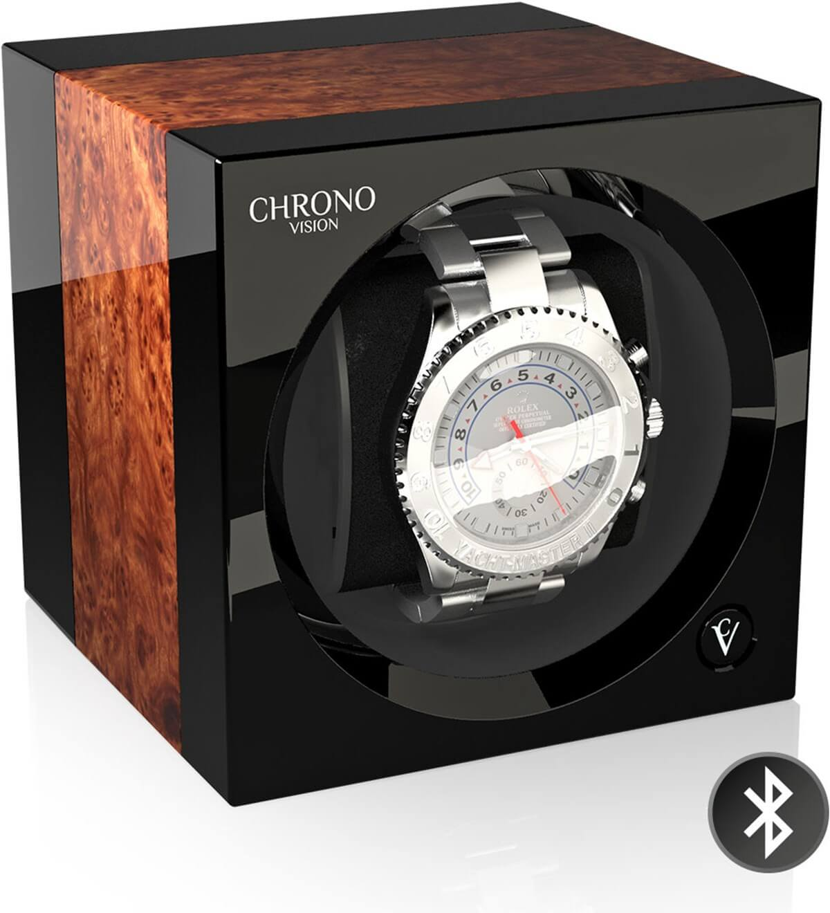 Chronovision One Elm high-gloss / black high-gloss