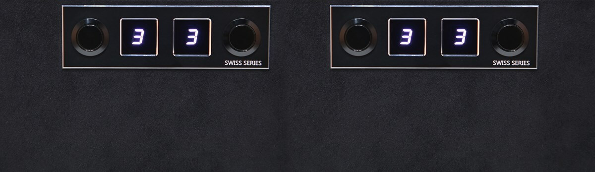 Benson Swiss Series Four 4.20 Dark Brown Leather